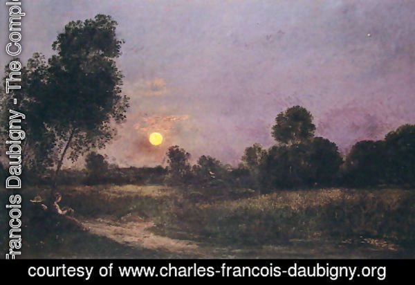 Charles-Francois Daubigny - Unknown