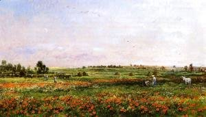 Fields in the Month of June