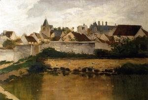 The Village, Auvers-sur-Oise